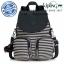 Kipling Firefly Up Backpack - Marine Stripy B (Belgium) thumbnail 1