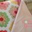 ผ้าห่มนวมสำหรับเด็กลาย หกเหลี่ยม ขนาด 90*120 ซม ทำจากผ้าคอตตอนญี่ปุ่นแท้ 100% บุด้วยใยโพลีเอสเตอร์ เหมาะสำหรับทุกสภาพอากาศ thumbnail 3
