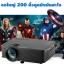 ฟรี! Android TV Box @__@ คุ้มเว่อร์! แรงส์เกินราคา.Led mini Projector GP50 Plus 1500 Lumens Multimedia HDMI VGA SD USB AV สนใจสอบถาม คุณกิ่ง 0955397446 thumbnail 3