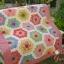 ผ้าห่มนวมสำหรับเด็กลาย หกเหลี่ยม ขนาด 90*120 ซม ทำจากผ้าคอตตอนญี่ปุ่นแท้ 100% บุด้วยใยโพลีเอสเตอร์ เหมาะสำหรับทุกสภาพอากาศ thumbnail 1