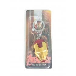 พวงกุญแจ Iron man สีแดง
