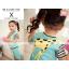 เสื้อผ้าเด็ก ชุดเด็กผู้หญิง เสื้อ + กางเกงลายยีราฟ thumbnail 7