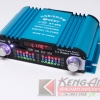 TELI ST-966 แอมป์รถ MINI + USB MP3 FM Player