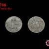 เหรียญจีน 12 ราศี สีเงิน ปีกุน(หมู) 38มิล(1ชิ้น)