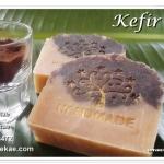 สบู่คีเฟอ Kefir soap