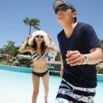 {PreOrder} Marine Couple Swim Set
