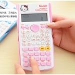 S028 Hello Kitty Calculator