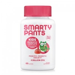 SmartyPants Kids Probiotic Complete Strawberry Creme 60 Gummies