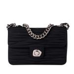 กระเป๋าแบรนด์เนม PISIDIA รุ่น VINCI สีดำ (ส่งฟรี EMS)