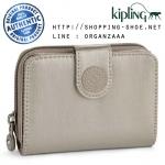 Kipling New Money - Metallic Pewter (Belgium)