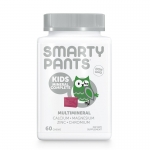 SmartyPants Kids Mineral Complete Mixed Berry 60 Chews
