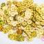 เลื่อมปัก กลม สีทองดิสโก้ 6มิล(5กรัม) thumbnail 1