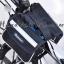 กระเป๋าพาดเฟรมจักรยาน BB03 : สีดำ thumbnail 1