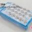 กระดุมแป๊ก สีโรเดียม ไซส์ใหญ่ 14 มิล (1แพ๊ค/12แผง) thumbnail 1