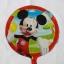 ลูกโป่งฟลอย์ลาย Mickey Mouse ทรงกลม (แพ็ค10ใบ) / Item No. TL-A064 thumbnail 2