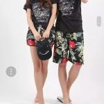 กางเกงคู่ กางเกงชายหาดเป็นคู่ค้ะ
