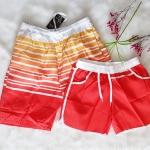 กางเกงคู่ กางเกงชายหาดเป็นคู่ค้ะ ราคาถูกเนื้อดีคะ