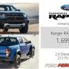 รับจอง Ford Ranger Raptor