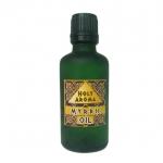 น้ำมันมดยอบ อโรม่า Myrrh Oil แท้ 100% จากประเทศโซมาเลีย Somalia กลิ่นหอมหวาน ลดเครียด มีสมาธิ รักษาโรคทางระบบทางเดินอาหาร ลดการอักเสบ เสริมสร้างเซลและภูมิคุ้มกัน ลดริ้วรอย เพิ่มความชุ่มชื้นผิว 50 ml.