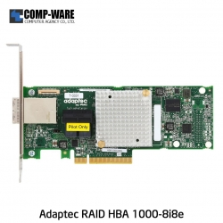 Microsemi Raid Controller 2288500-R (8-Port Internal ,8-Port External) PCIe HBA 1000-8i8e