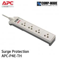 APC Surge Protection APC-P4E-TH Essential SurgeArrest 4 outlet 230V VN/TH/PH (600 Joules)