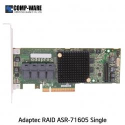 Microsemi Raid Controller 2274400-R (16-Port Internal) PCIe ASR-71605 Single