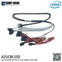 Intel Cable KIT A2UCBLSSD - Kit Of Two Cables to Enable Fixed SSD & Rear Drive Accessories