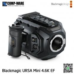 Blackmagic URSA Mini 4.6K EF (Body)