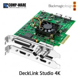 DeckLink Studio 4K - Blackmagic Design