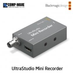UltraStudio Mini Recorder - Blackmagic Design