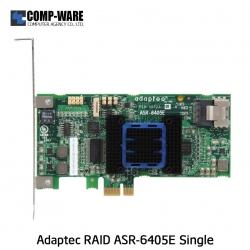 Microsemi Raid Controller 2270800-R (4-Port Internal) PCIe ASR-6405E Single
