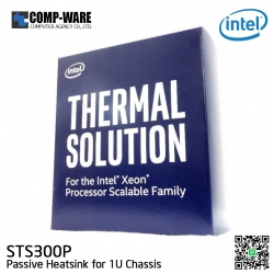 Intel STS300P Thermal Solution LGA3647 Scalable Series Passive Heatsink for 1U Chassis