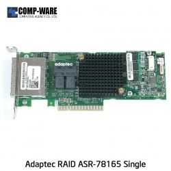 Microsemi Raid Controller 2280900-R (8-Port Internal,16-Port External) PCIe ASR-78165 Single