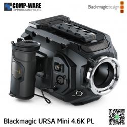 Blackmagic URSA Mini 4.6K PL (Body)
