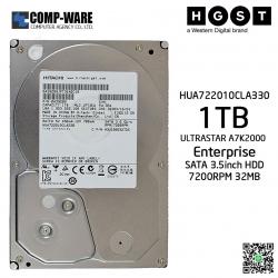 HGST ULTRASTAR A7K2000 1TB 7200RPM Enterprise SATA 6Gb/s 3.5inch 32MB Cache HUA722010CLA330 - 0A39289