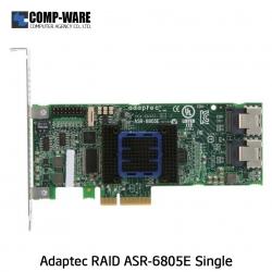 Microsemi Raid Controller 2270900-R (8-Port Internal) PCIe ASR-6805E Single