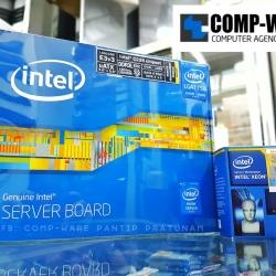 [M/B+CPU] Intel Server Board C226 Chipset S1200V3RPL and CPU Intel Xeon E3-1246V3 3.50GHz 8MB Cache 4C/8T LGA1150