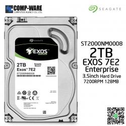 Seagate Exos 7E2 2TB SATA 6Gb/s 7200RPM 128MB Cache 3.5Inch Enterprise Hard Drive ST2000NM0008