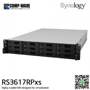Synology RackStation (2U 12-Bay) RS3617RPxs (8GB ECC RAM)