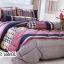 ชุดผ้าปูที่นอนลายเส้น ลายตาราง ขนาด 6 ฟุต, 5 ฟุต, 3.5 ฟุต AI thumbnail 1