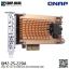 QNAP QM2-2S-220A QM2 Expansion Card (Add M.2 SSD Slots) PCI-Express thumbnail 2