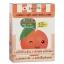 Smooto Orange Gluta Aura Scrub Mask 6 ซอง/กล่อง(ส้มกลูต้า) thumbnail 1