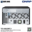 QNAP NAS (8-Bay) TVS-882BRT3 Core i5 (16GB RAM) All-in-one Thunderbolt 3 Blu-ray NAS for disc backup, video playback, and file sharing thumbnail 6