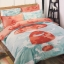 ชุดผ้าปูที่นอนลายน่ารักทั่วไป ขนาด 6 ฟุต, 5 ฟุต, 3.5 ฟุต thumbnail 1