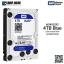 WD Blue 4TB Desktop Hard Disk Drive SATA 6 Gb/s 5400RPM 64MB Cache 3.5Inch - WD40EZRZ thumbnail 1