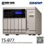 QNAP NAS 8-Bay (6+2) TS-877 (8GB DDR4 RAM) AMD Ryzen5 1600 6C/12T thumbnail 7