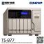 QNAP NAS 8-Bay (6+2) TS-877 (8GB DDR4 RAM) AMD Ryzen5 1600 6C/12T thumbnail 4