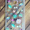 เคส J2 2015 [TPU] ใส ลายดอกไม้สวยๆ