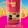 Sawasdee rice ผงชงสวัสดีไรท์