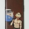 TPU เคส OPPO A71 ลายการ์ตูนผู้ชาย